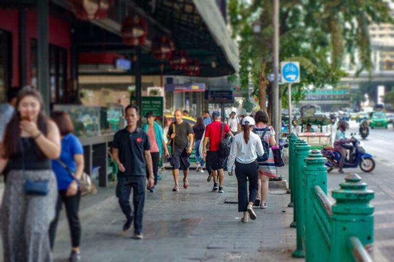タイ・バンコクビジネス市場の調査