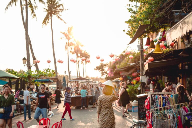 ハノイで身上調査 ベトナム人女性の調査