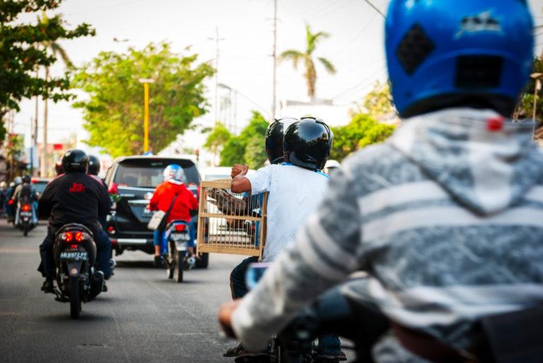 インドネシアの中でめまぐるしい経済成長を遂げる、スラバヤでの探偵調査